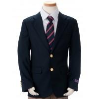 Boy's Navy Communion Blazer
