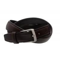 Boy's Brown Leather Belt