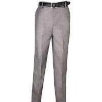Boy's Light Gray Dress Pants
