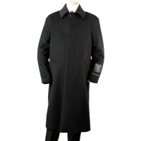 Boy's Wool/Cashmere Coat