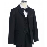 Boy' Black Tuxedo